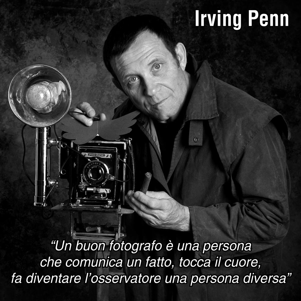 Aforismi Irving Penn