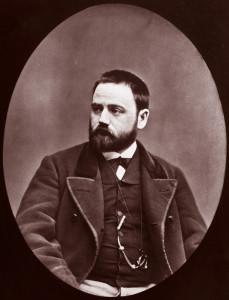 Carjat - Emile Zola 1875