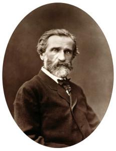 Carjat - Giuseppe Verdi 1877