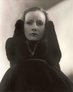 Edward Steichen - Greta Garbo (1929)