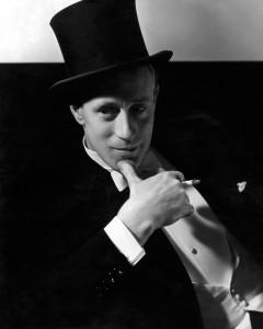Edward Steichen - Leslie Howard (1932)