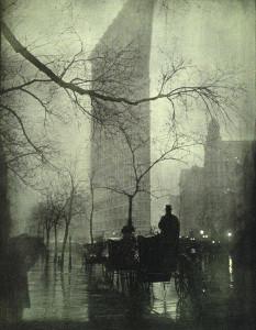 Edward Steichen - The Flatiron Building, New York (1905)