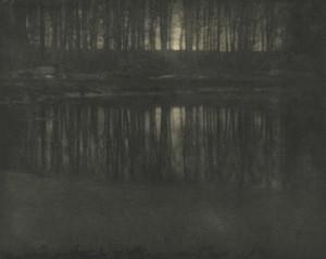 Edward Steichen - The Pond-Moonlight (1904)