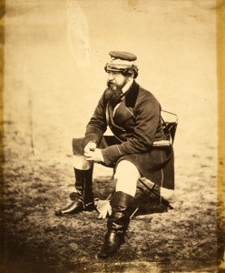 Roger Fenton - William Howard Russell (1855)